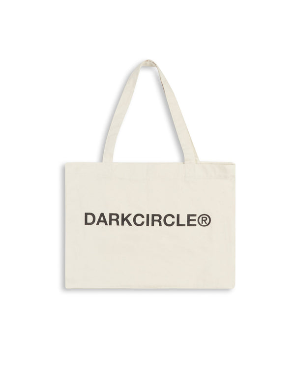 Registered Tote Bag - Natural Accessories Dark Circle Clothing