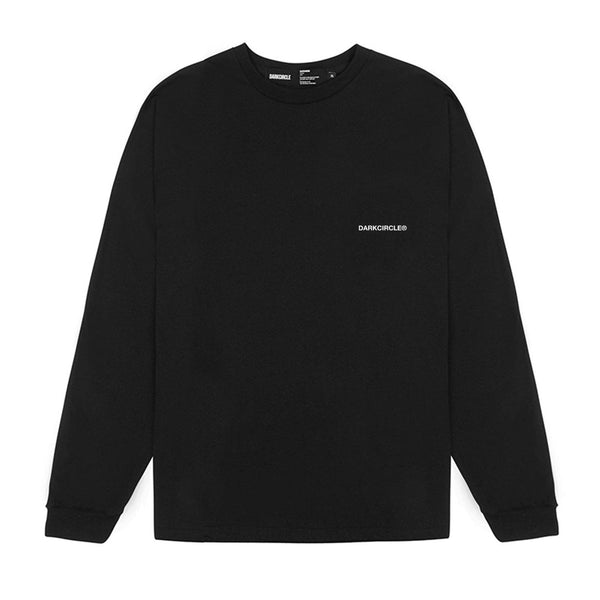 Reign Forever: Long Sleeve - Black T-shirt DARKCIRCLE®