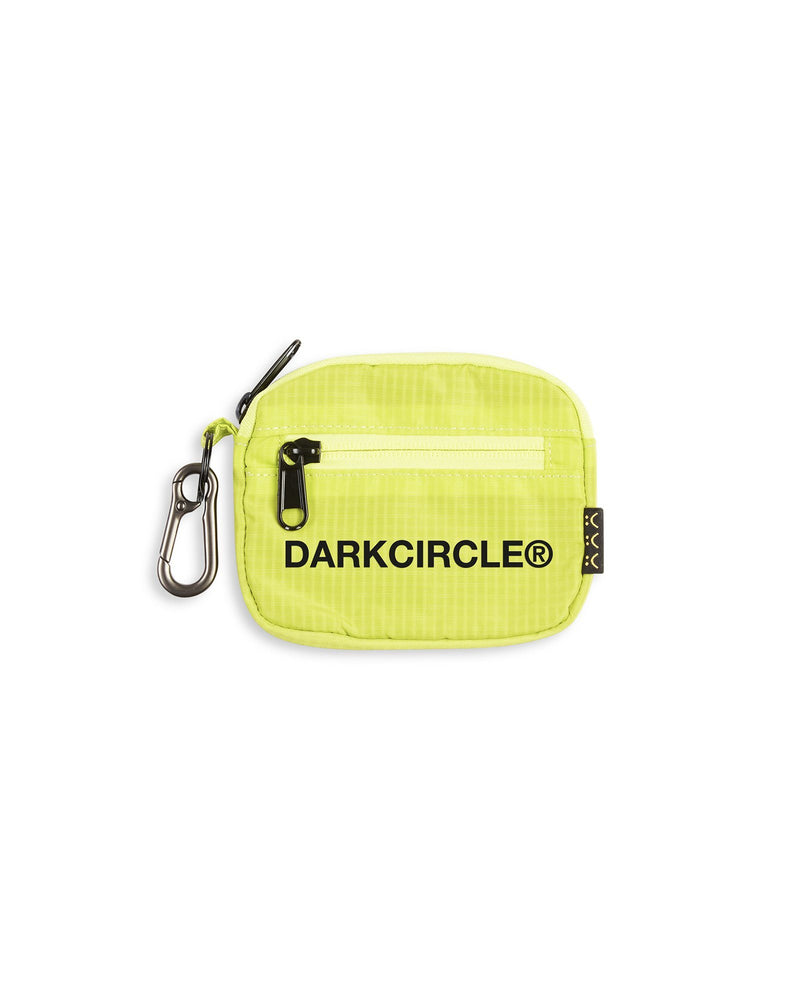 Ripstop Tech Wallet - Lime Bags DARKCIRCLE®