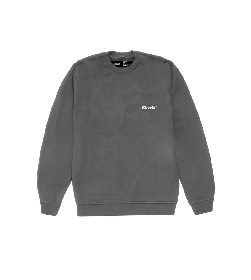 Since Day Crewneck - Charcoal Hoodie Dark Circle Clothing