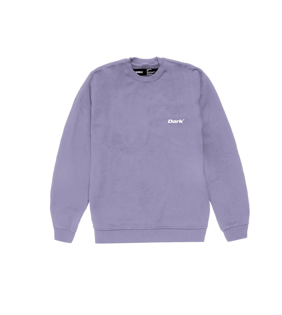 Since Day Crewneck - Violet Hoodie Dark Circle Clothing