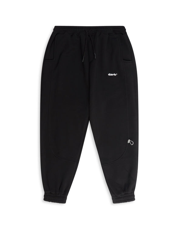 Small Joggers - Black Pants Dark Circle Clothing