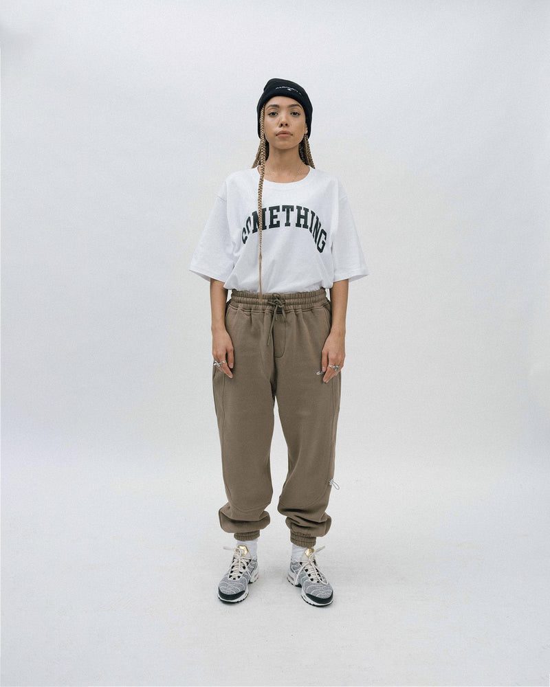 Small Joggers - Khaki Pants Dark Circle Clothing
