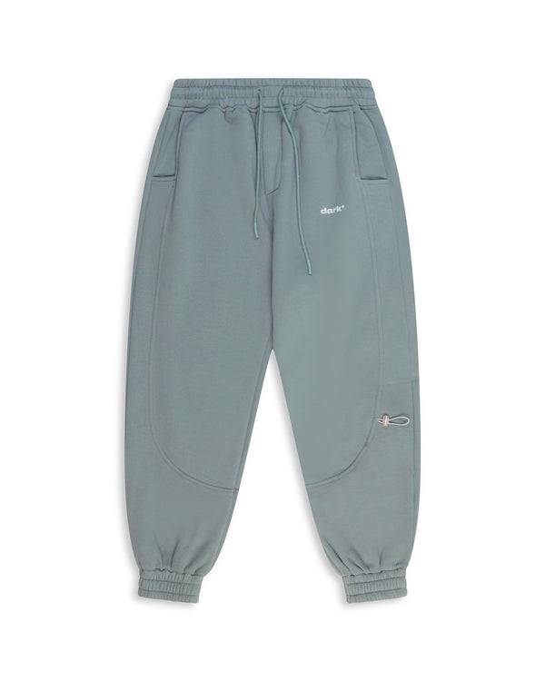 Small Joggers - Washed Blue Pants Dark Circle Clothing