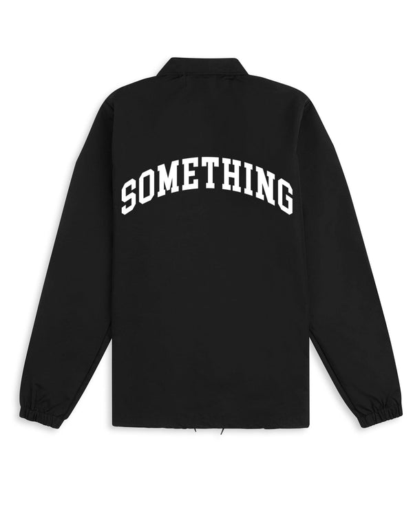 Something.Somewhere Coaches Jacket - Black Outerwear DARKCIRCLE®