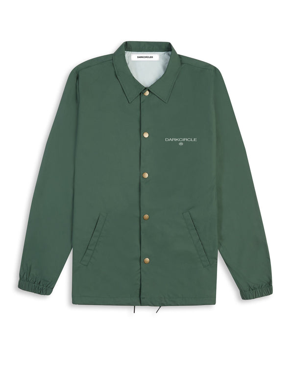 Something.Somewhere Coaches Jacket - Green Outerwear DARKCIRCLE®