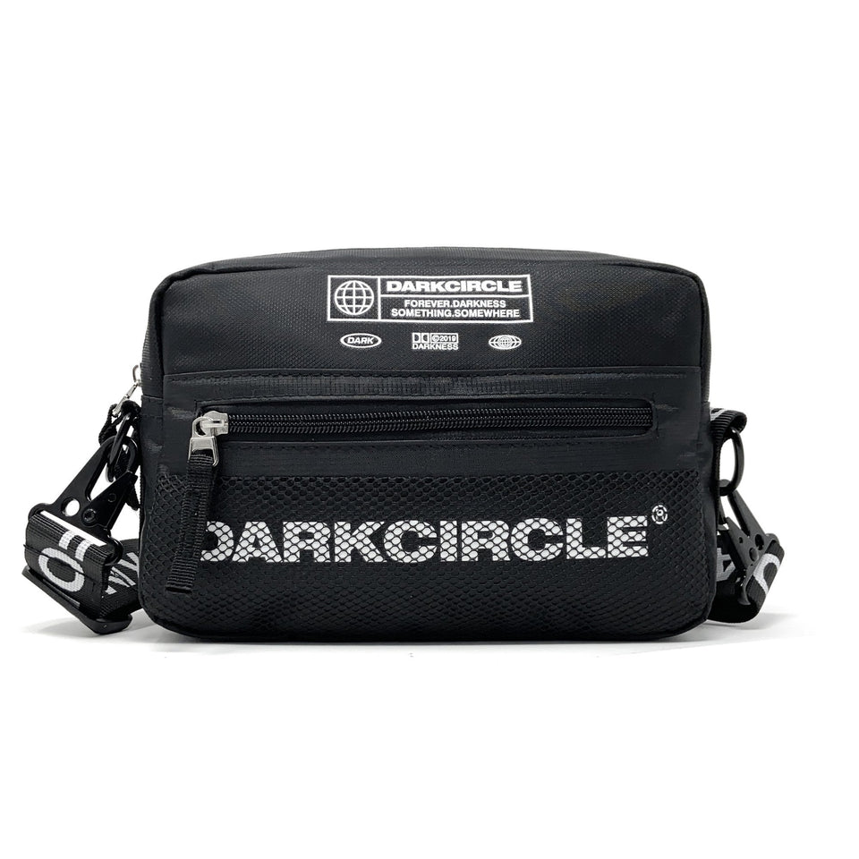 Technical Side Bag 2.0 - Black Accessories Dark Circle Clothing