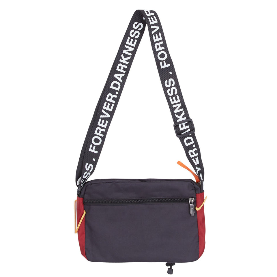 Technical Side Bag - Deep Red accessorie Dark Circle Clothing