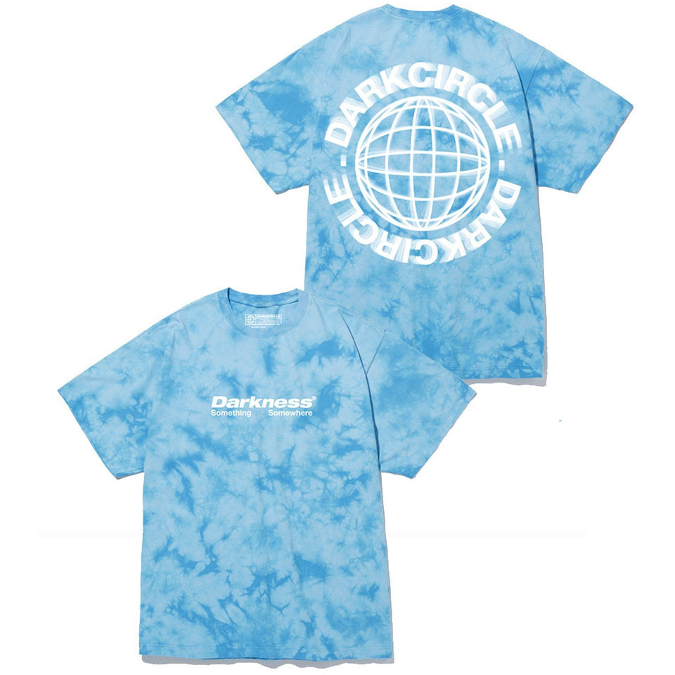 TIE OR DYE CREATORS CAPSULE 001 T-shirt Dark Circle Clothing