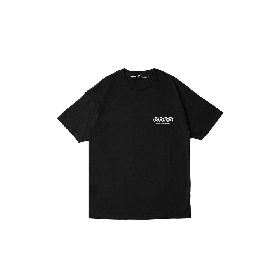 Transit - Black T-Shirt T-shirt Dark Circle Clothing
