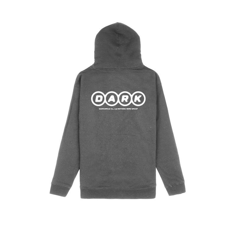 Transit - Hoodie Charcoal Hoodie Dark Circle Clothing