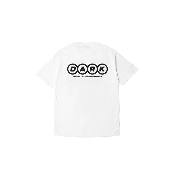 Transit - White T-Shirt T-shirt Dark Circle Clothing