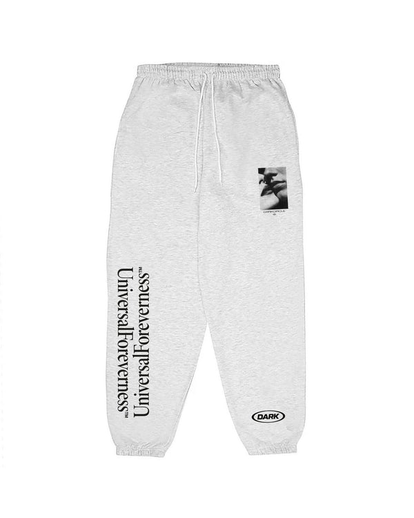 Universal Foreverness Joggers - Arctic Grey Hoodie DARKCIRCLE®
