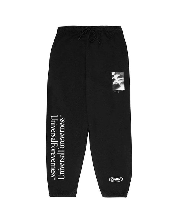 Universal Foreverness Joggers - Black Hoodie DARKCIRCLE®