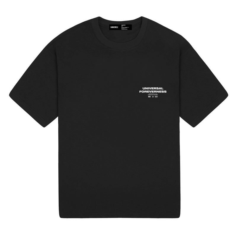 Universal Work Jacket - Black T-shirt DARKCIRCLE®