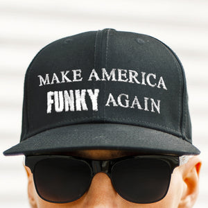 "CAMEO ""Make America FUNKY Again"" Hat"