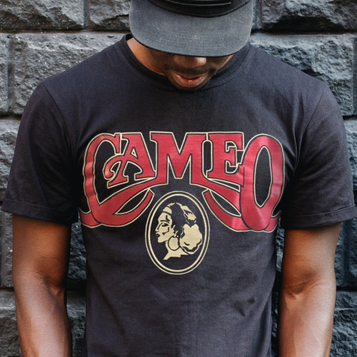 CAMEO Red Logo Unisex T-Shirt