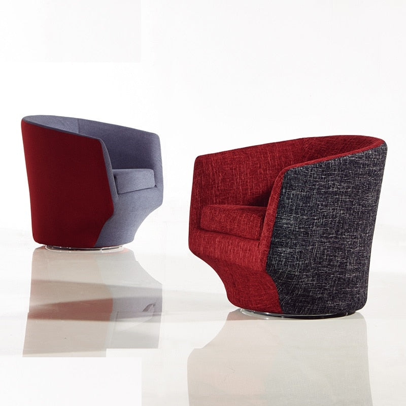 Swivel Lounge Sofa (Pair)
