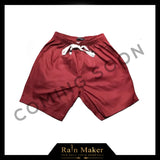 Rain Maker Drawstring Shorts
