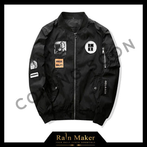 Rain Maker Bomber Jacket