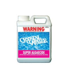 Pool Chemicals, Crystal Water	Super Algaecide 5L. Helps control algae in the swimming pool.