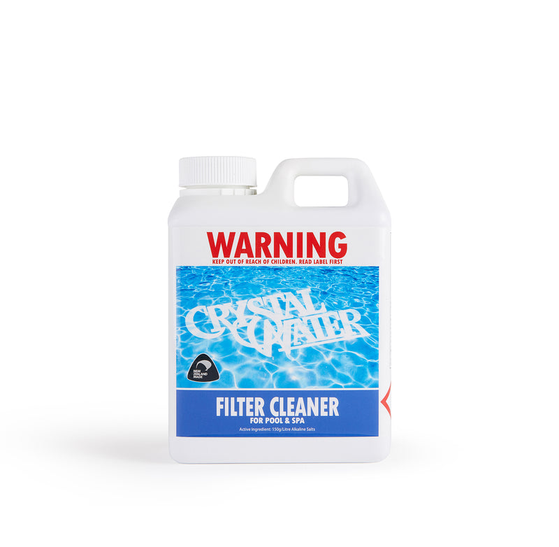Pool Accessories, Pool Chemicals Direct	Pool & Spa Filter Cleaner. Concentrated cleaner for sand and cartridge filters.