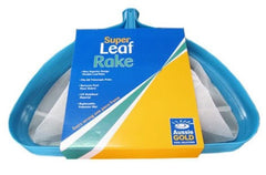 Pool Accessories, Aussie Gold	Gold Super Leaf Rake. Rid your pool of leaves, sticks and debris.