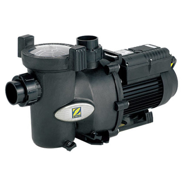 Pool Pumps & Filters, Zodiac	FloPro 1.5 HP Pump. Quiet, high performance single speed pool pump that uses a durable motor ensuring consistent performance and reliability.