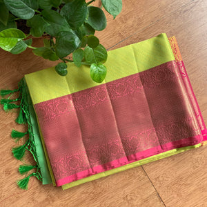 Sill Cotton Saree