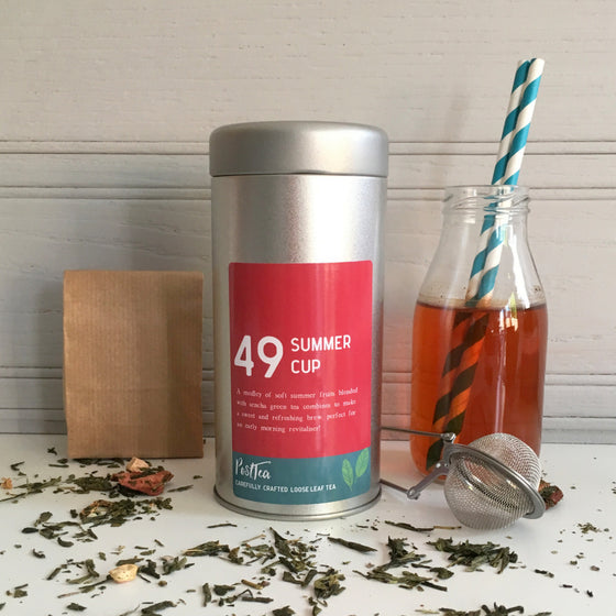 Summer Cup Tea Gift - PostTEA