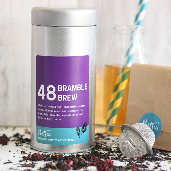 Bramble Brew Caddy Set - PostTEA
