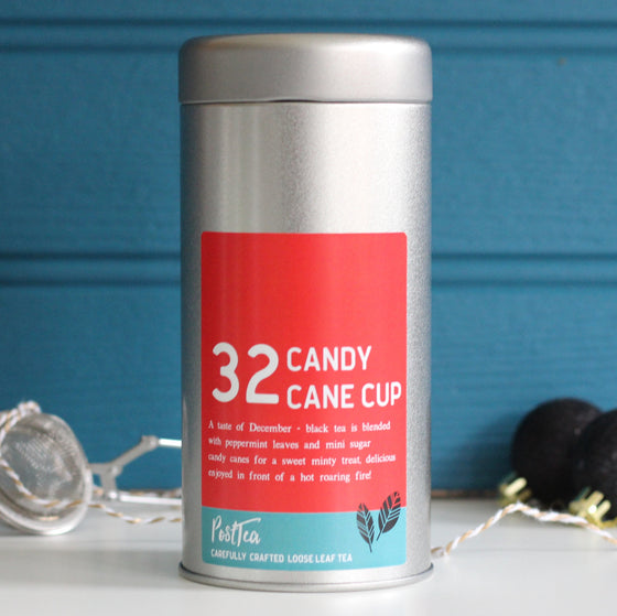 Candy Cane Cup Caddy Set - PostTEA