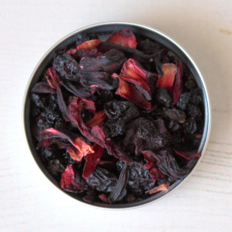 Loose Leaf Infustion - Blackcurrant Burst