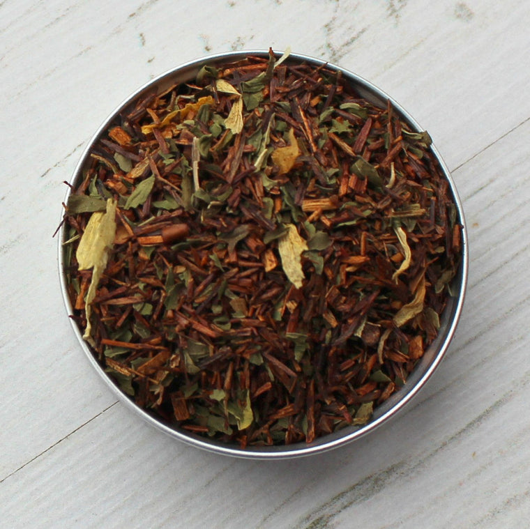 Loose Leaf Infustion - Midnight Mint Rooibos