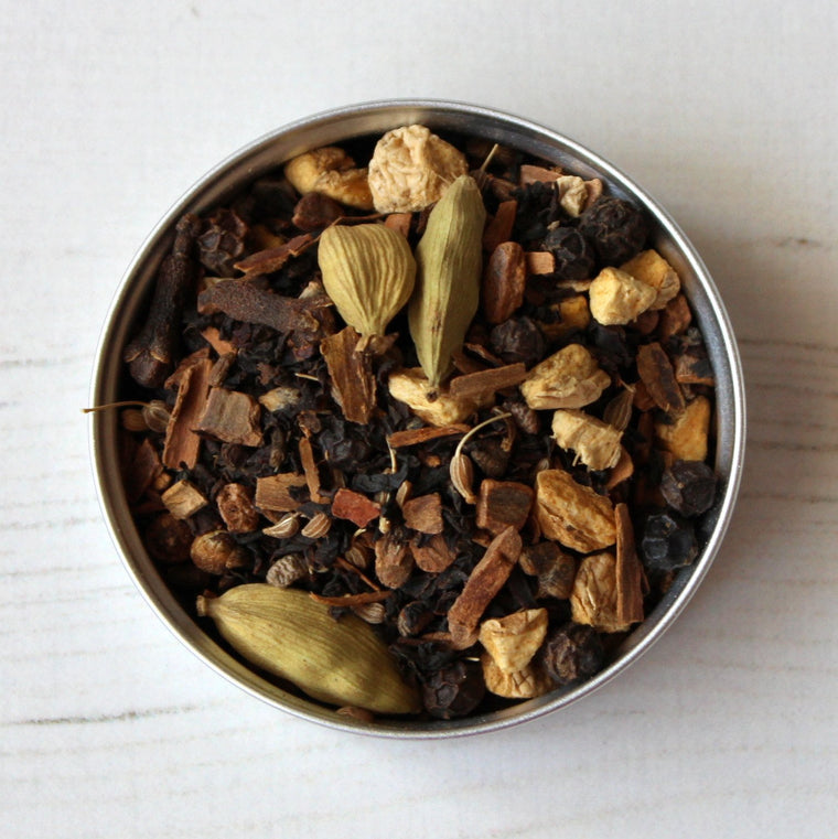 Loose Leaf Tea - Aromatic Black Chai