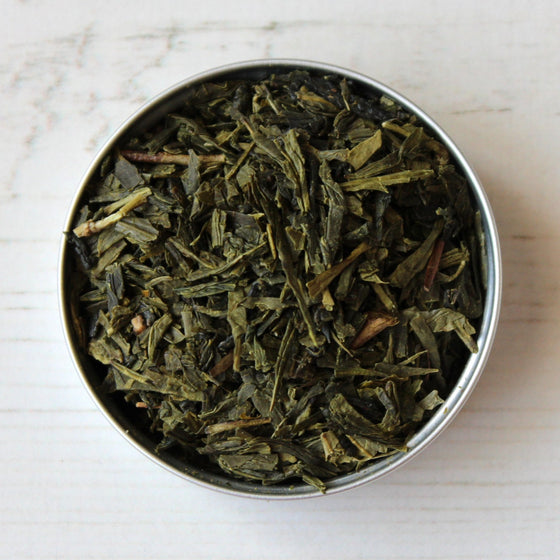 Loose Leaf Tea - Decaf Sencha Green