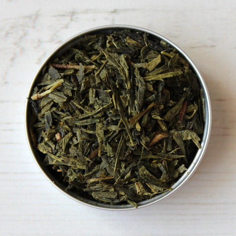 Loose Leaf Tea - Japanese Sencha Green