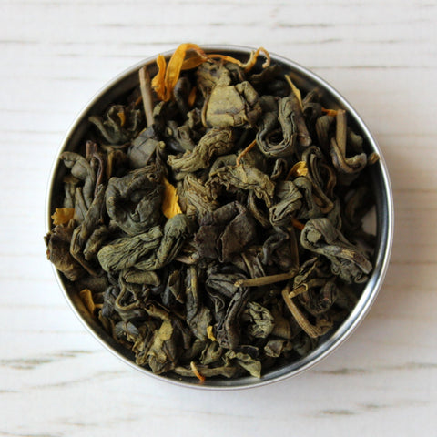 Loose Leaf Tea - Lemon Gunpowder Green