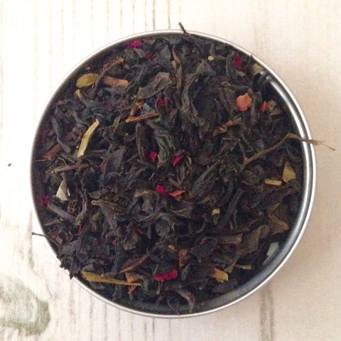 Loose Leaf Tea - Lennox Summer Rose