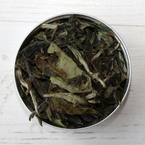 Loose Leaf Tea - Pai Mu Tan White