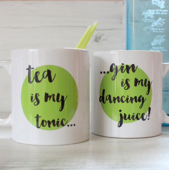 Mug - Tea And Gin Mug