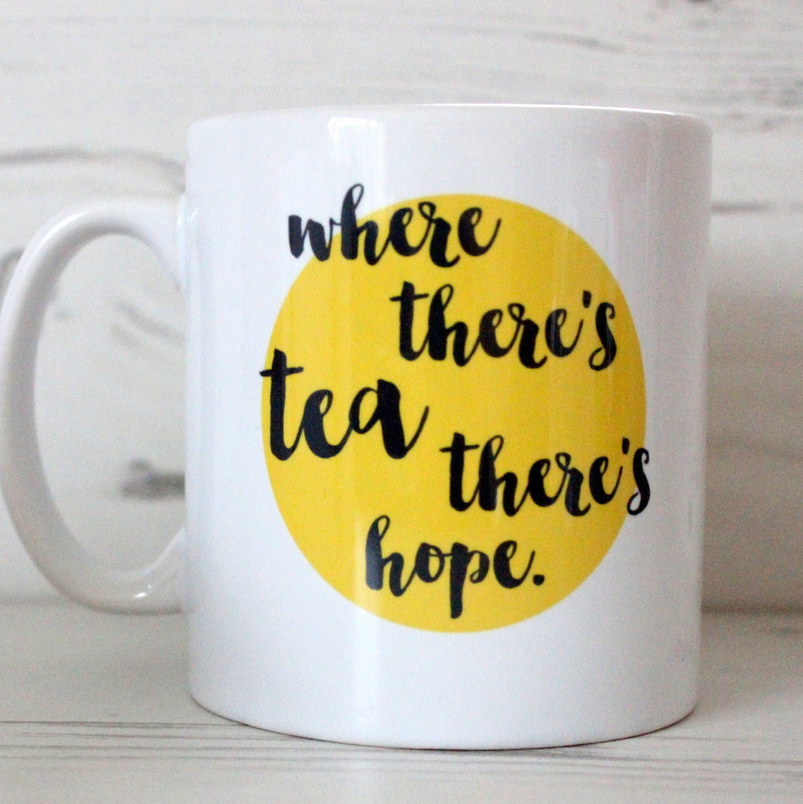 Mug - Tea And Hope Mug