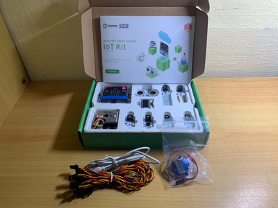 I Spy the IoT Kit