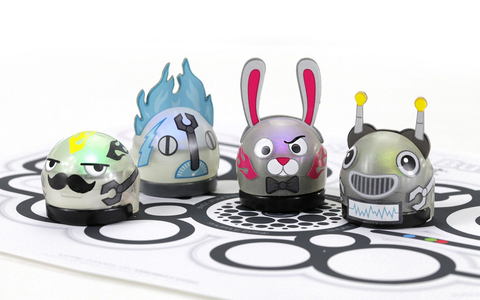 Adorable tiny codable robots - A review of the Ozobot Bit