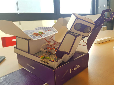 Exploring Space with littleBits