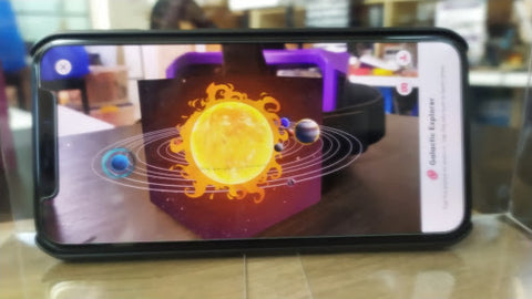 Exploring the companion app image 4, Merge AR & VR on GetHacking Online Store
