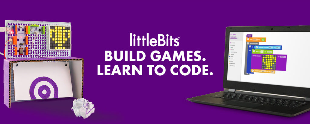 Buy littleBits Kits and Bits – Get Hacking Online Store