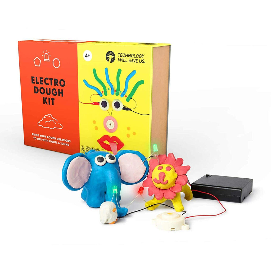 Tech Will Save Us DIY Electro Dough Kit