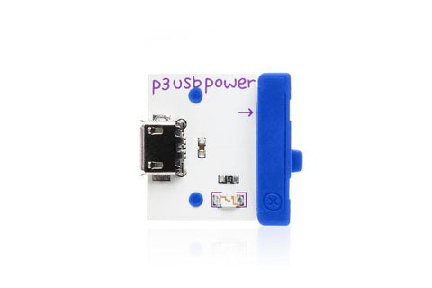 littleBits Individual Bits - USB Power