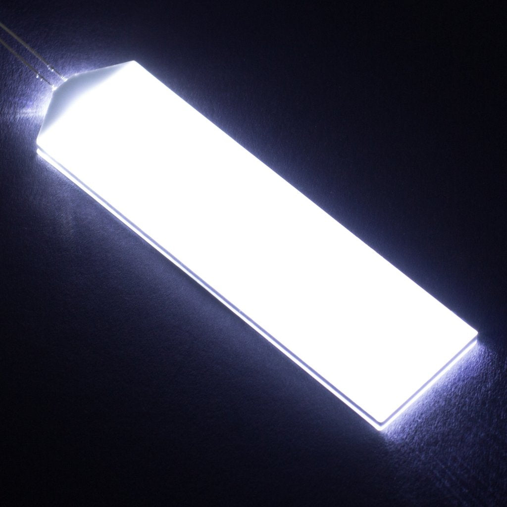 White LED Backlight Module 78.5mm x 23mm